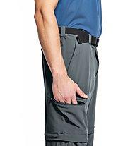 Maier Sports Tajo 2 - pantaloni zip-off trekking - uomo, Blue