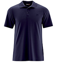 Maier Sports Ulrich - Polo-Shirt Wandern - Herren, Dark Blue