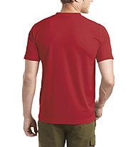 Maier Sports Walter - T-Shirt Bergsport - Herren, Salsa