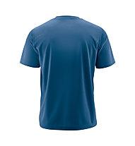 Maier Sports Walter - T-Shirt Bergsport - Herren, Blue