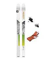 Majesty Set Superscout: sci da scialpinismo+attacco+pelli