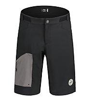Maloja RetoM - pantaloni bici - uomo, Black