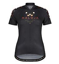 Maloja RubinieM 1/2 - maglia bici - donna, Black