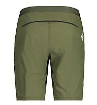 Maloja TanneM - pantalocini bici - uomo, Green