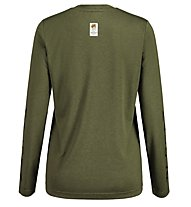 Maloja WacholderM - maglia a maniche lunghe - donna, Green
