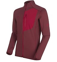 Mammut Aconcagua Light - giacca in pile - uomo, Red