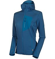 Mammut Aconcagua Light - giacca in pile - donna, Blue