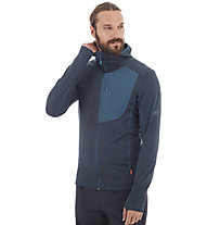 Mammut Aconcagua Light ML - Herren-Kapuzenjacke, Dark Blue