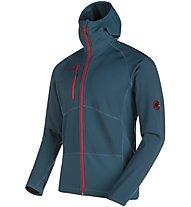 Herren Fleecejacke Wanderjacke Funktionsjacke Fitness Bergsport schnelltrocknend Herren Outdoor-Hemden
