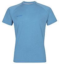 Mammut Aegility - T-Shirt Bergsport - Herren, Blue