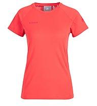 Mammut Aegility Women - T-Shirt - Damen, Red