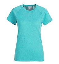 Mammut Aegility Women - T-Shirt - Damen, Blue