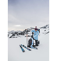 Mammut Base Jump Touring - Softshellhose Skitouren - Damen, Black