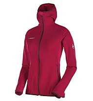 Mammut Botnica Light ML - Kapuzenjacke - Damen, Pink