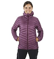 Mammut Broad Peak in Hooded - Daunenjacke mit Kapuze - Damen, Violet