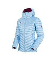 Mammut Broad Peak in Hooded - Daunenjacke mit Kapuze - Damen, Light Blue