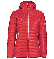 Mammut Eigerjoch Advanced IN Hooded - Alpinjacke - Damen, Red