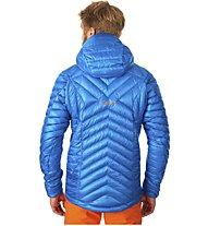 Mammut Eigerjoch Advanced - giacca con cappuccio - uomo, Light Blue