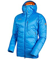 Mammut Eigerjoch Pro In - giacca in piuma alpinismo - uomo, Light Blue