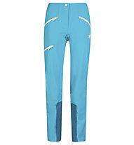 Mammut Eisfeld Advanced SO - Bergsteigerhose - Damen, Light Blue