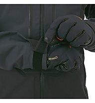 Mammut Eisfeld Hooded - giacca hardshell con cappuccio - uomo, Black
