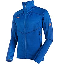 Mammut Eiswand Guide ML - giacca in pile trekking - uomo, Blue