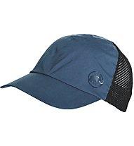 Mammut Fedoz - cappellino trekking - uomo, Blue