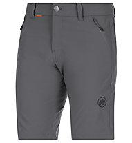 Mammut Hiking - pantaloni corti - uomo, Grey
