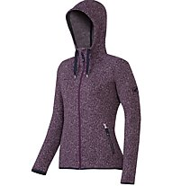 Mammut Kira Tour ML Hooded giacca in pile donna, Violet