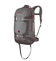 Mammut Light Removable Airbag, Iron/Smoke