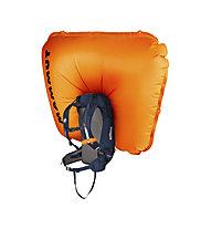 Mammut Light Short Removable Airbag 3.0 - zaino airbag, Black/Orange