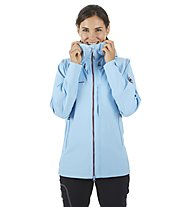 Mammut Masao HS - giacca hardshell - donna, Light Blue
