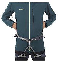 Mammut Masao - giacca hardshell con cappuccio - uomo, Green