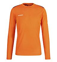 Mammut Moench Light LS Men - Langarmshirt - Herren, Orange
