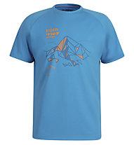 Mammut Mountain TS Men - T-shirt - Herren, Light Blue