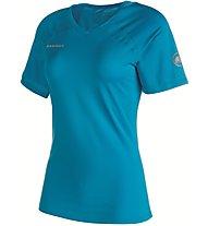 Mammut Mtr - Trailrunning T-Shirt - Damen, Blue