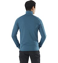 Mammut Nair ML Half Zip - Fleecepullover - Herren, Light Blue