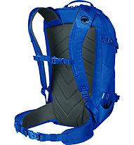 Mammut Nirvana Ride 22 - zaino scialpinismo/freeride, Blue