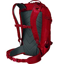 Mammut Nirvana Ride 30 - zaino scialpinismo/freeride, Red