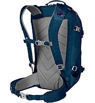 Mammut Nirvana Ride S 20 - zaino scialpinismo/freeride, Blue