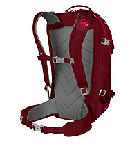 Mammut Nirvana Ride S 20 - zaino scialpinismo/freeride, Dark Red