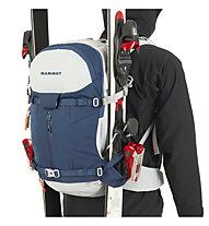 Mammut Niva 35 - Skitourenrucksack - Damen, Blue/White