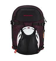 Mammut Niva 35 - Skitourenrucksack - Damen, Dark Red/Black