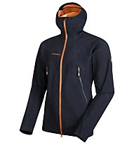 Mammut Nordwand HS Flex - giacca hardshell con cappuccio - uomo, Black