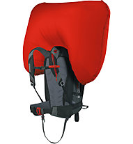 Mammut Pro Removable Airbag 35 L, Black/Smoke
