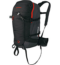 Mammut Pro Removable Airbag, Black/Smoke
