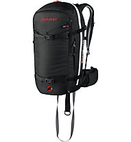 Mammut Pro Removable Airbag 35 L / Set, Black