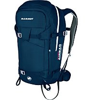 Mammut Pro Short Removable Airbag 3.0 - 33 L - Lawinenrucksack, Blue