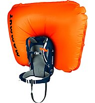 Mammut Pro Short Removable Airbag 3.0 - 33 L - zaino airbag, Blue