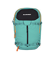 Mammut Pro X Women Removable Airbag 3.0 - zaino airbag - donna, Turquoise